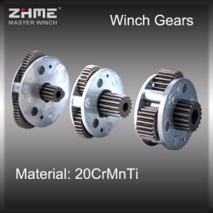 8000lbs Pull Electric Power Resource Winch with Wire Rope pictures & photos
