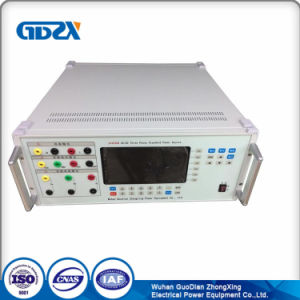Portable AC DC Three Phase Tester Source three-phase energy meter field calibrator pictures & photos
