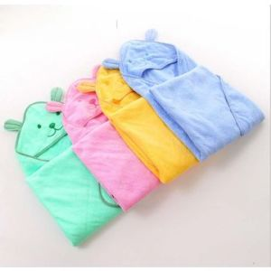 Promotional Hotel / Home Baby / Children Hooded Cotton Blanket / Quilt / Wrap / Bath Towel pictures & photos