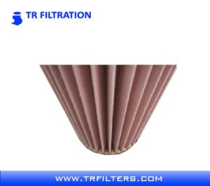 Spun Bonded Pleated Nomex Polyester Filter Cartridge pictures & photos
