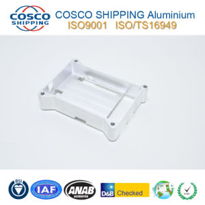 Customzied 6063-T5 Aluminum Profile Extrusion for Heatsink with CNC Machining pictures & photos