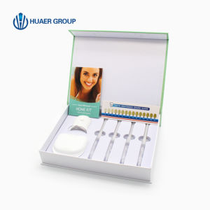 OEM Professional Home Use LED Light Teeth Whitening Kit pictures & photos