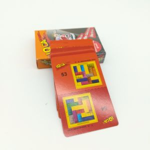 New Selling Multifunction Lucky Printing Iq Cards with Number Game Yh334 pictures & photos