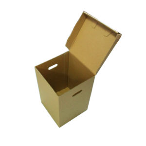 2017 Fancy Kraft Paper Box for Logistic pictures & photos