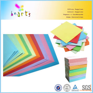 10 Colors 100sheets Pack Color Paper with Fsc BSCI Certificate pictures & photos
