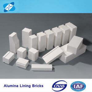 Abrasive Lining Bricks, Alumina Lining Bricks