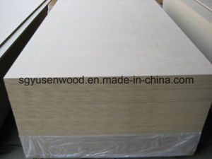 Medium Density Fiber Board MDF Board for Furniture and Cabinet pictures & photos