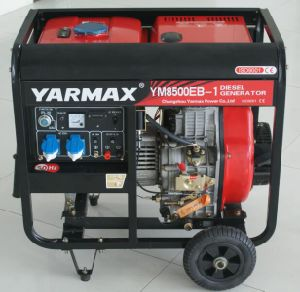 6kw Diesel Generator Set/ Portable Home Use Generator pictures & photos