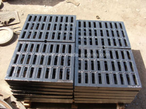Square Trench Gratings with Frame En124 D400 pictures & photos