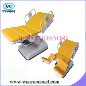 Aldr101b Hospital Medical Delivery Bed pictures & photos