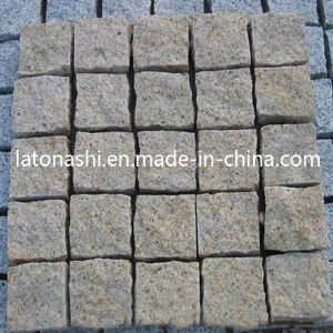 Natural G603 Granite Cobble Paving Stone for Driveway, Patio, Backyard pictures & photos