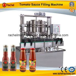 Automatic Small Plunger Type Filling Machine pictures & photos