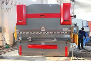 Wa67y Hydraculic Press Brake (ESA S525 Controller) pictures & photos