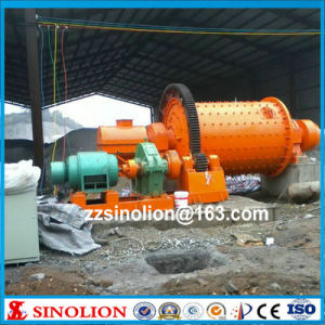 China Professional Supplier of Mineral Stone Ball Grinding Mill Machine