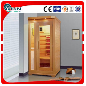1-2 People Home Use Outdoor Mini Wooden Sauna Room pictures & photos