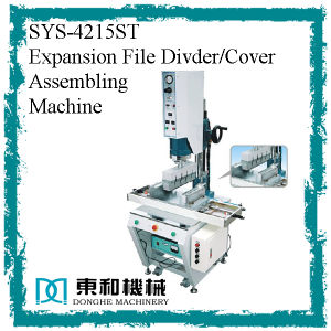 Expansion File Divder/Cover Assembling Machine (SYS-4215ST) pictures & photos