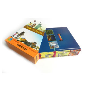 Hardcover Overseas Childrens Book Printing pictures & photos