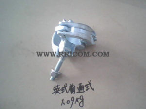 Galvanized Common British Type Double Forged Coupler for En74 Standard pictures & photos