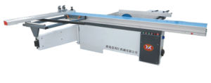 2800/ 3000/ 3200/ 3800mm Sliding Table Panel Saw Wood Working Machine Made in China in Greece pictures & photos