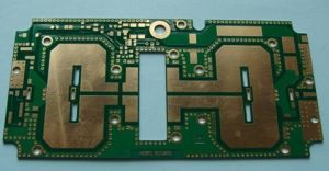 4-Layers PCB for Automobile