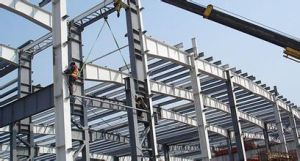 Main and Secondary Steel Frame pictures & photos