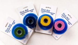 Surgical Elastic Sports Tape with CE, FDA Approved pictures & photos