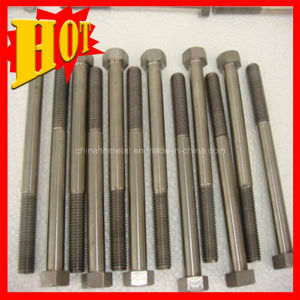 M2/M4/M6 Titanium Hexagonal Bolts and Screw From Titanium Professional Manufacturer pictures & photos