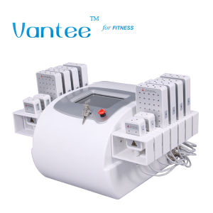 12 Pads Dual Wavelength Lipo Laser Device for Body Slimming pictures & photos