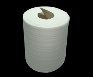 "1-Ply Centrefeed Towel Paper 21cm X 300m(8.27""x91.5feet) pictures & photos"