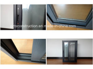 Sliding Aluminium Window with Screen pictures & photos