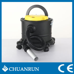 15L Ash Vacuum Cleaner with Wheels for Pellet Stoves pictures & photos