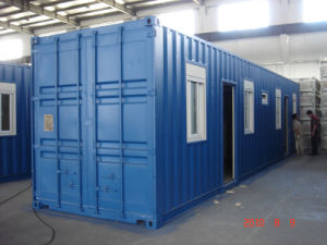 Container Office (SHS-mc-office001) pictures & photos