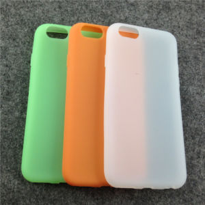 Cheap Thicken Colorful Silicone Mobile Case/Cover for iPhone 5/5s pictures & photos