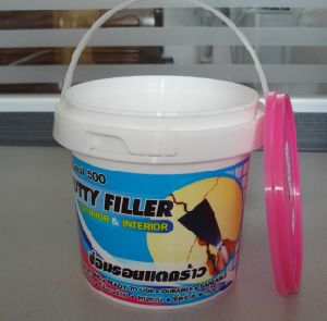 Small Plastic Pails with Printing