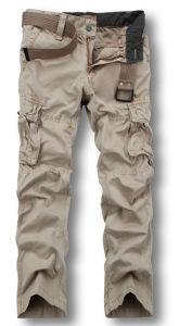 2014 New Arrival Men Baggy Garment Factory Denim Trousers pictures & photos