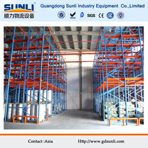 2015 Sale Protion Standard Storage Drive-in Racking pictures & photos