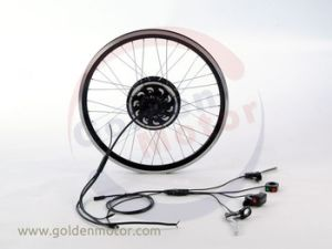 Goldenmotor Programmable! New Version! Magic Pie 5! Electric Bicycle Kit / E Bike Kit / Electric Conversion Kit/ Hub Motor 24V/36V/48V 250-1000W pictures & photos
