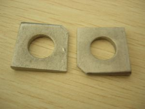 Square Taper Washer pictures & photos