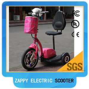 Mobility Electric Scooter for Elderly/Adult Electric 3 Wheel Scooters/Zappy 3 Electric Scooter pictures & photos