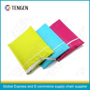 Custom Plastic Poly Bubble Mailers pictures & photos
