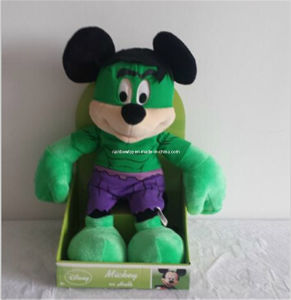 Plush and Stuffed Mickey Mouse Toy