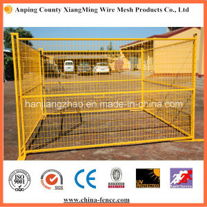 3.5mm Wire Diameter PVC Painting Wire Mesh Fencing pictures & photos
