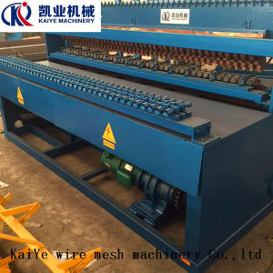 CNC Machine Steel Bar Welded Mesh Machine pictures & photos