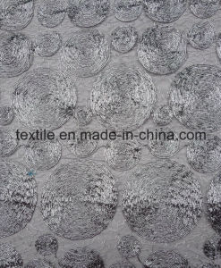 Cord Embroidery Table Cloth