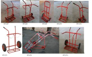 Oxygen Cylinder Trolleys, Oxygen Trolley, Cylinder Trolleys pictures & photos