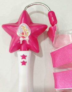 Star Dance Ribbon Stick Dance Wand Toys for Kids pictures & photos