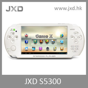 JXD-S5300 Android Gme Console with 5.0-Inch (diagonal) LCD