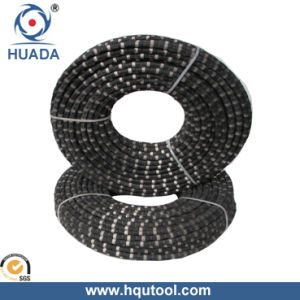 Diamond Wire Saw for Granite, Marble Quarring pictures & photos