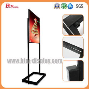 "22""X28""Black Double Sided Poster Stand"