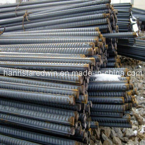 Supply Steel Rebar,Deformed Steel Bar, Iron Rods for Construction/Concrete/Building pictures & photos